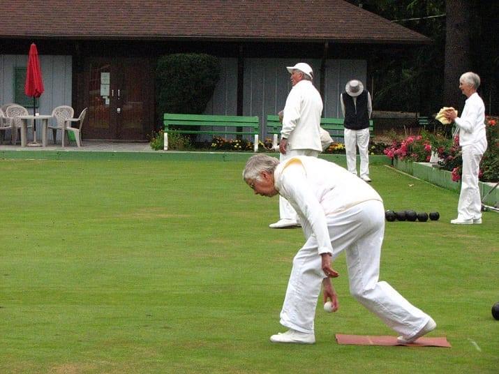 Lawn Bowls Mat Etiquette