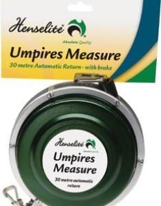 Henselite 30M umpires measure