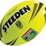 NRL Mighty Touch Trainer (fluoro yelllow)