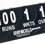 Gray Nicolls Scoreboard