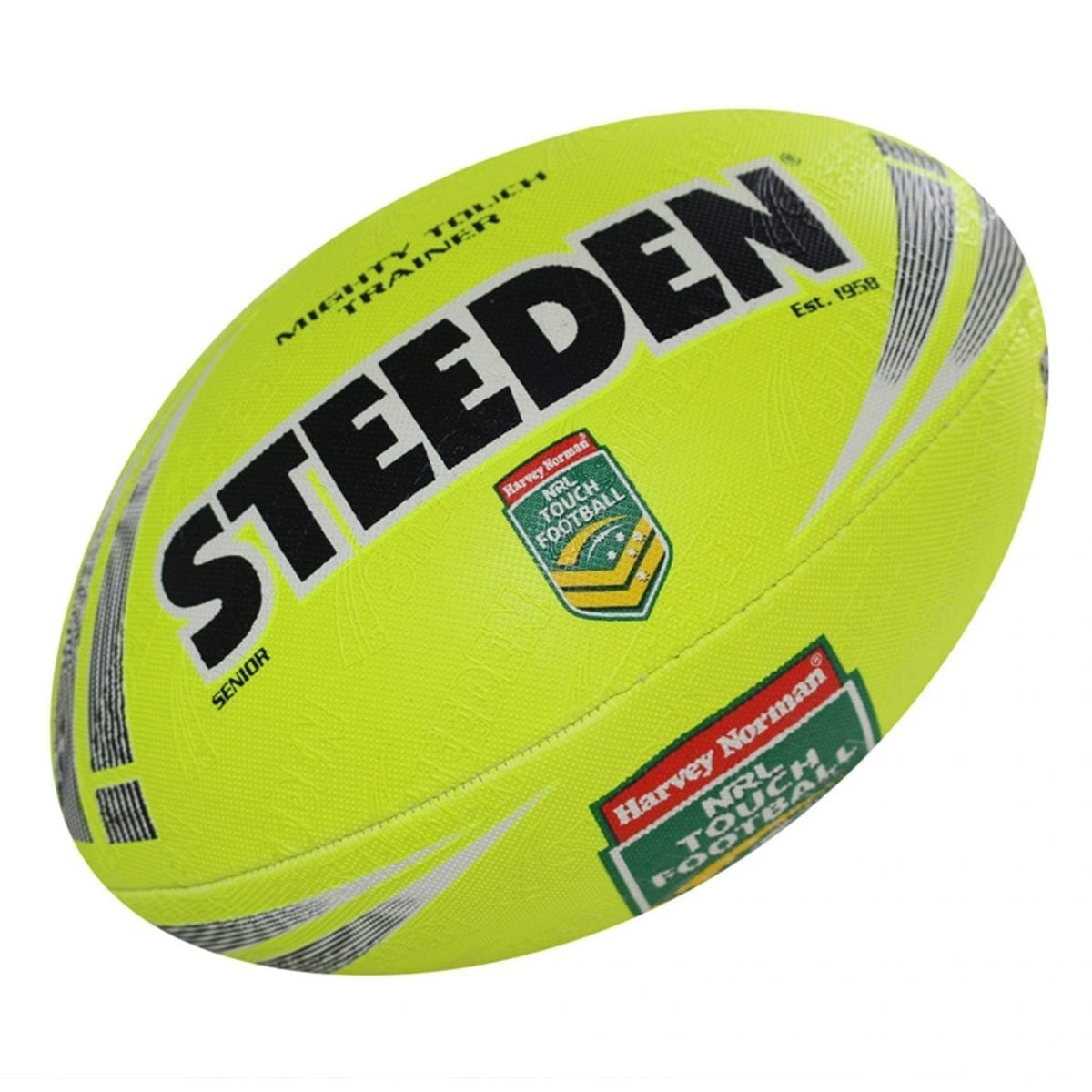 Steeden Mighty Touch Junior Football Touch Footballs Buy Online