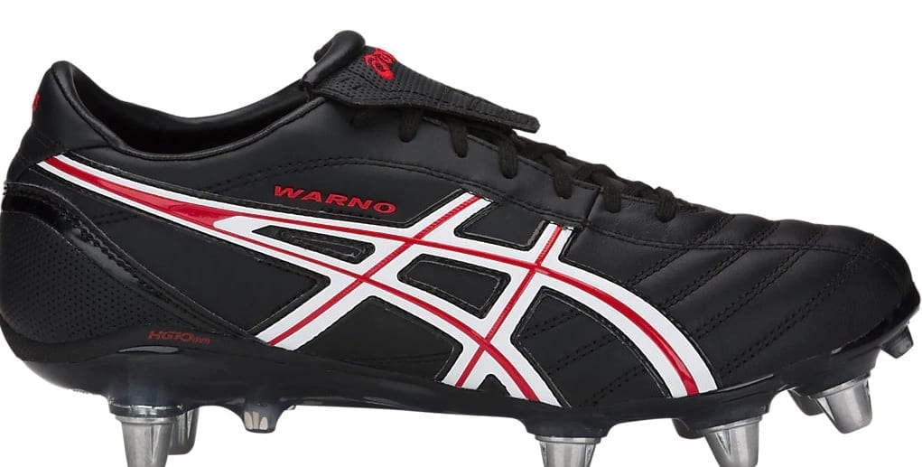 a9a3eabb62ca Asics Lethal Warno ST2 Boots (Black Red)