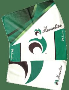 Henselite Dri-Tec towell