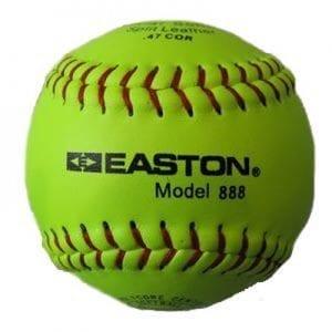 Easton 888 12' official softball