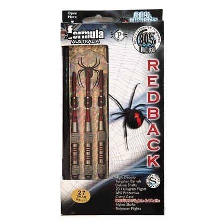 Formula Redback 80% Tungsten darts