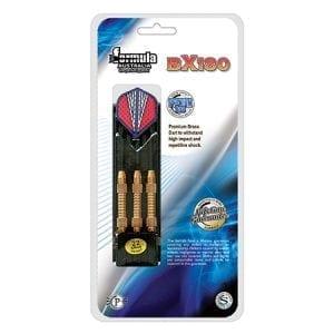 formula bx180 brass darts