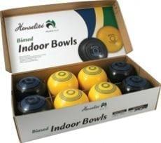 Henselite Indoor Bowls