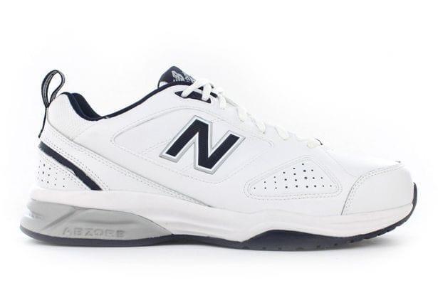 146246d8dd New Balance MX624 4E mens shoes (White)
