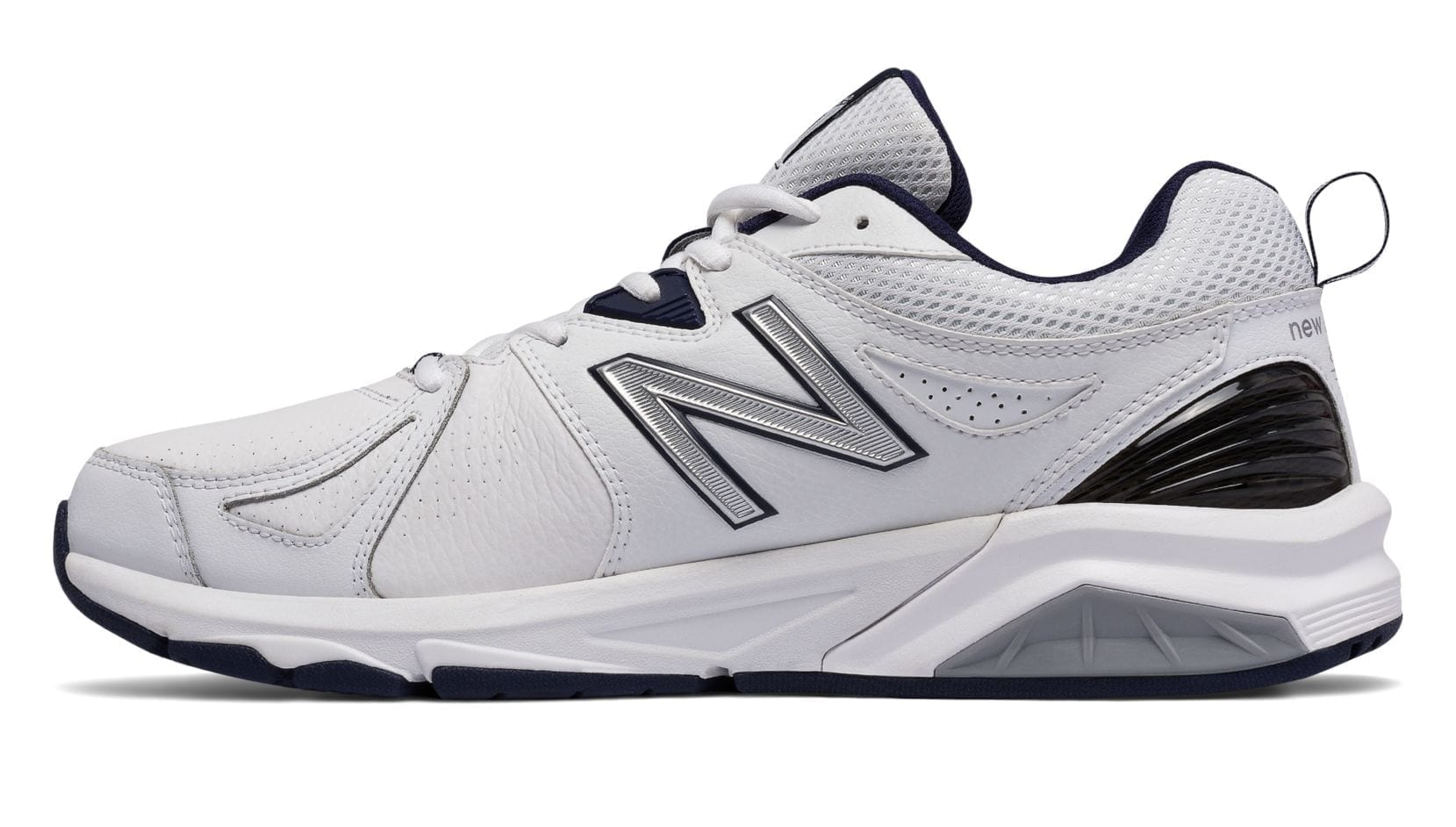New Balance 857 4E mens shoes (White)
