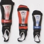 Sondico Force Plus shin pads