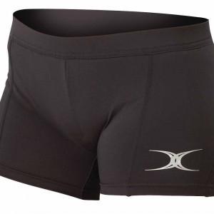 Eclipse Shorts Black