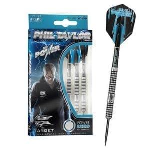Phil Taylor 8zero darts