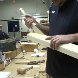cricket bat manufacture