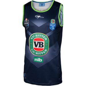 classic nsw singlet 2016 front