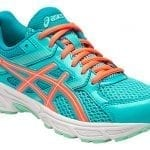 asics contend blue side
