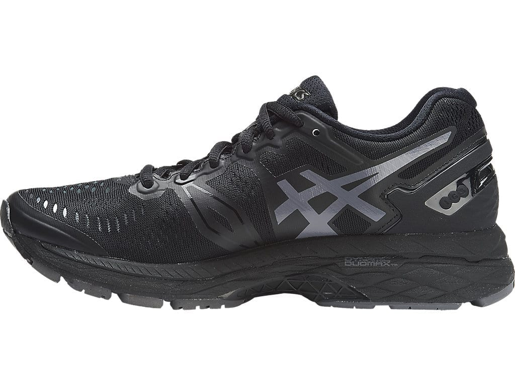 asics kayano black