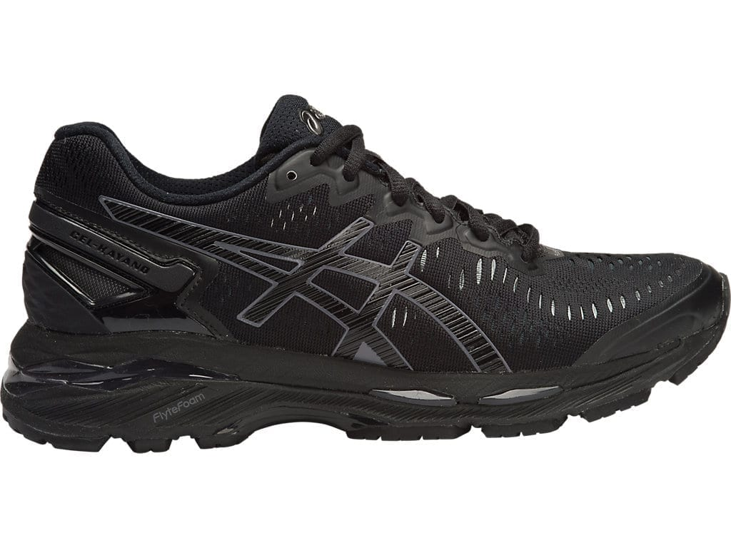 Asics Gel kayano 23 Mens Running Shoes Black/Onyx/Carbon Online