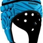 steeden super lite headgear blue