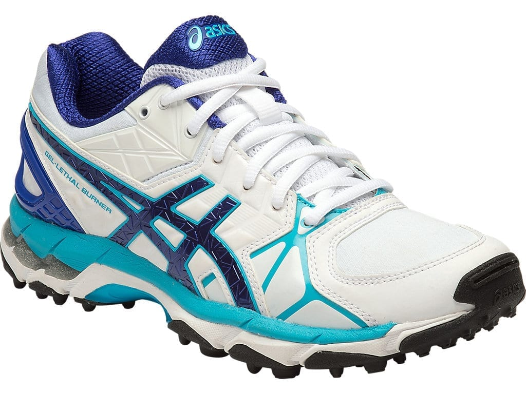 asics lethal burner ladies shoes | touch football | buy online