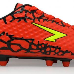 sfida control red boots