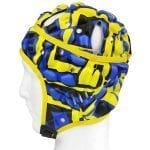 madison graffiti headgear yellow