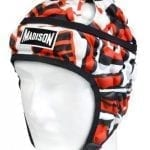 madison headguard graffiti redblack