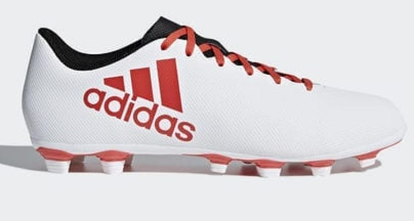 new arrivals 0d8b1 76e48 Adidas X 17.4 fg boots (White/Black/Red)