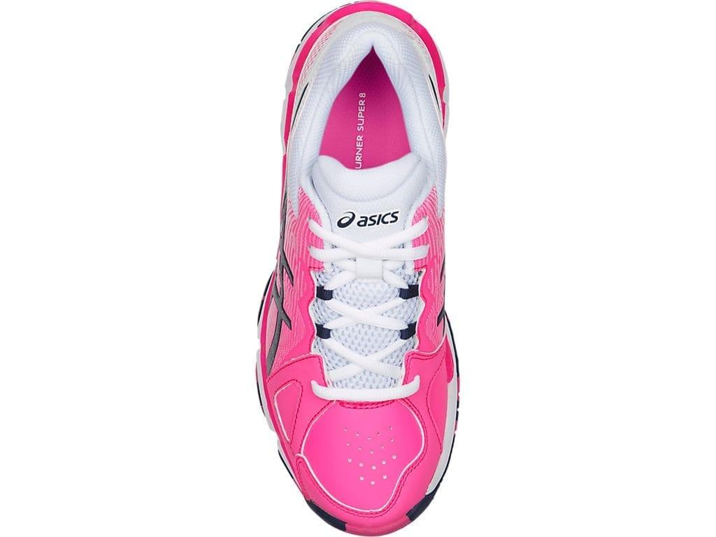 Asics Netburner Super 8 Netball Shoes Buy Online