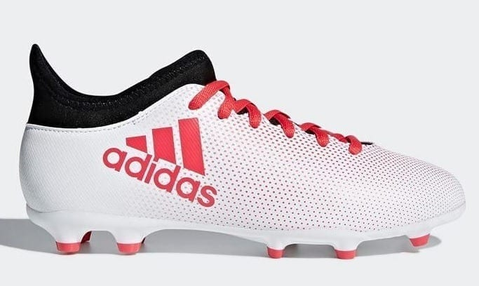 premium selection 0b9b6 055b5 Adidas X17.3 FG Junior Boots ...