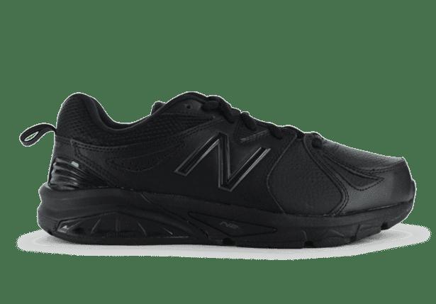sports shoes 873a9 745d4 New Balance 857 4E mens shoes (Black)