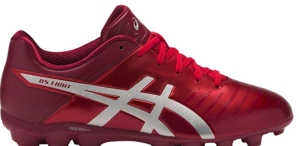 5c97b507a82e Asics DS Light 3 junior boots (Red Silver)