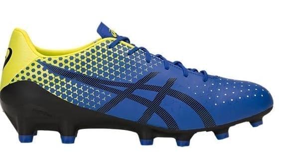 no sale tax purchase genuine latest selection Asics Menace boots (Illusion Blue/Black)