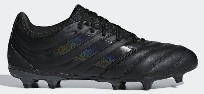 adidas copa 19.3 fg boots black/black