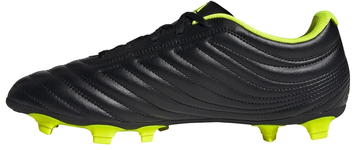 53df16c3765 Adidas Copa 19.4 fg boots (Black Yellow)