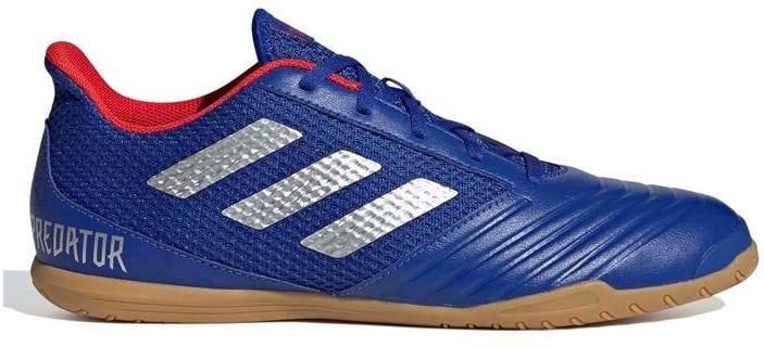 Adidas Predator 19.4 (BlueWhite) Junior Indoor shoes